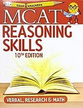 Examkrackers Mcat Reasoning Skills: Verbal, Research & Math