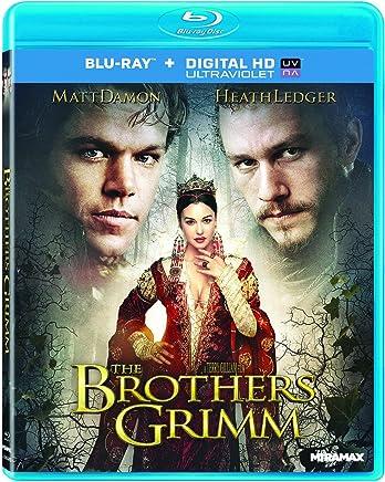 The Brothers Grimm [Blu-ray + Digital HD] [Importado]