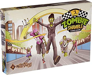 WildFire Zombie Shamble Board Game