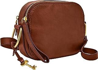 Fossil Women's Elle Crossbody Leather Cross Body Bag