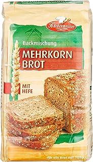 Bielmeier-Küchenmeister Brotbackmischung Mehrkornbrot, 15er Pack 15 x 500g