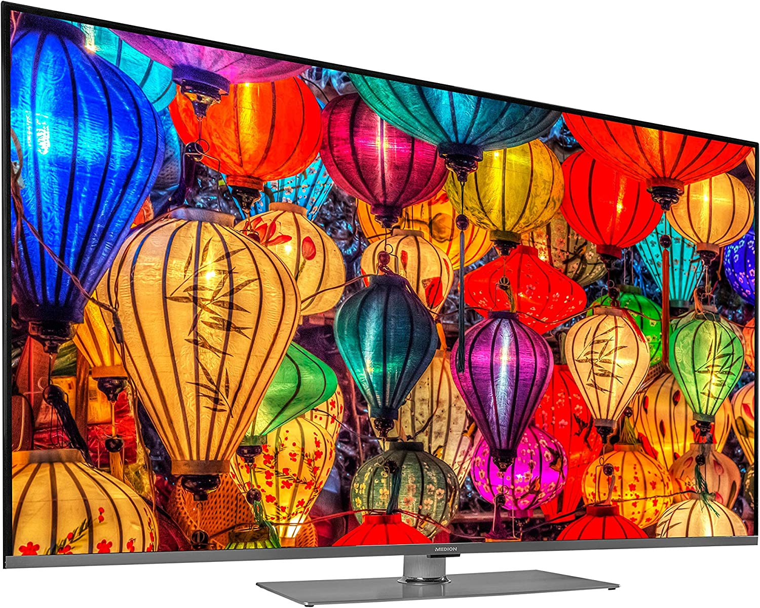 65 Zoll UHD Fernseher Smart-TV, 4K Ultra HD, Dolby Vision HDR, WCG ...