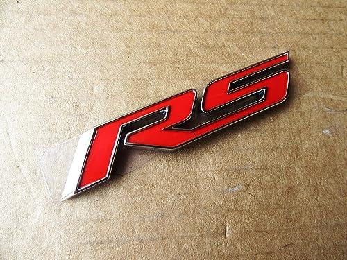 wholesale 2010-2018 popular Camaro / Cruze RS Sign Emblem Decal lowest Nameplate Badge online sale
