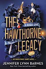 The Hawthorne Legacy (The Inheritance Games Book 2) Kindle Edition