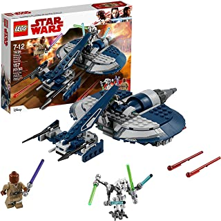 LEGO Star Wars: The Clone Wars General Grievous' Combat Speeder 75199 Building Kit (157 Pieces)