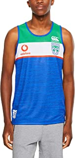canterbury Men's Warriors Vapodri Training Singlet, CCC Royal Marl