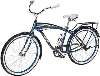 Benotto Bicicleta Ocean DR Acero R26 1V Hombre Frenos contra Pedal
