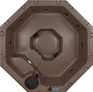 Essential Hot Tubs 11 Jets Integrity Rotationally Molded Hot Tub, Millstone
