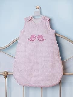 Tots by Smart Rike 230 102 经典款,* 纯棉睡袋 1 Tog 0-6 个月 粉色