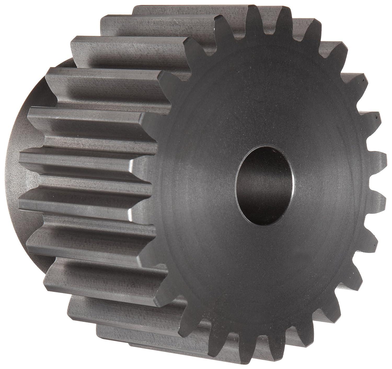 Ametric 20S16100 Inch Steel Spur San Large discharge sale Diego Mall MPB 100 20 Deg Teet Gear 16DP