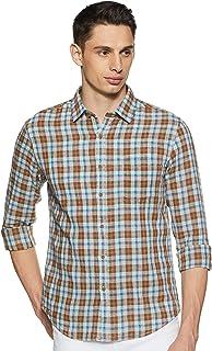 Diverse Men's Slim Fit Casual Shirt