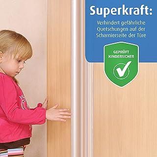 Reer Finger Pinch Protection for Doors, Transparent 120cm, Transparent
