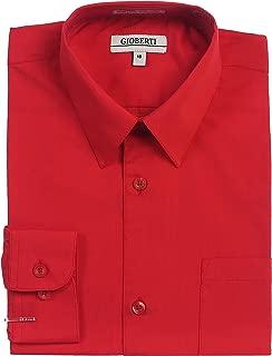 Best toddler boy red dress shirt Reviews