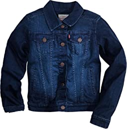 Classic Trucker Jacket (Big Kids)