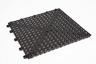 Dri-Dek Marine Surface - 1'x1' Interlocking Tiles - Boat Storage Compartment, Anchor Dry Locker Liner & Deck Flooring