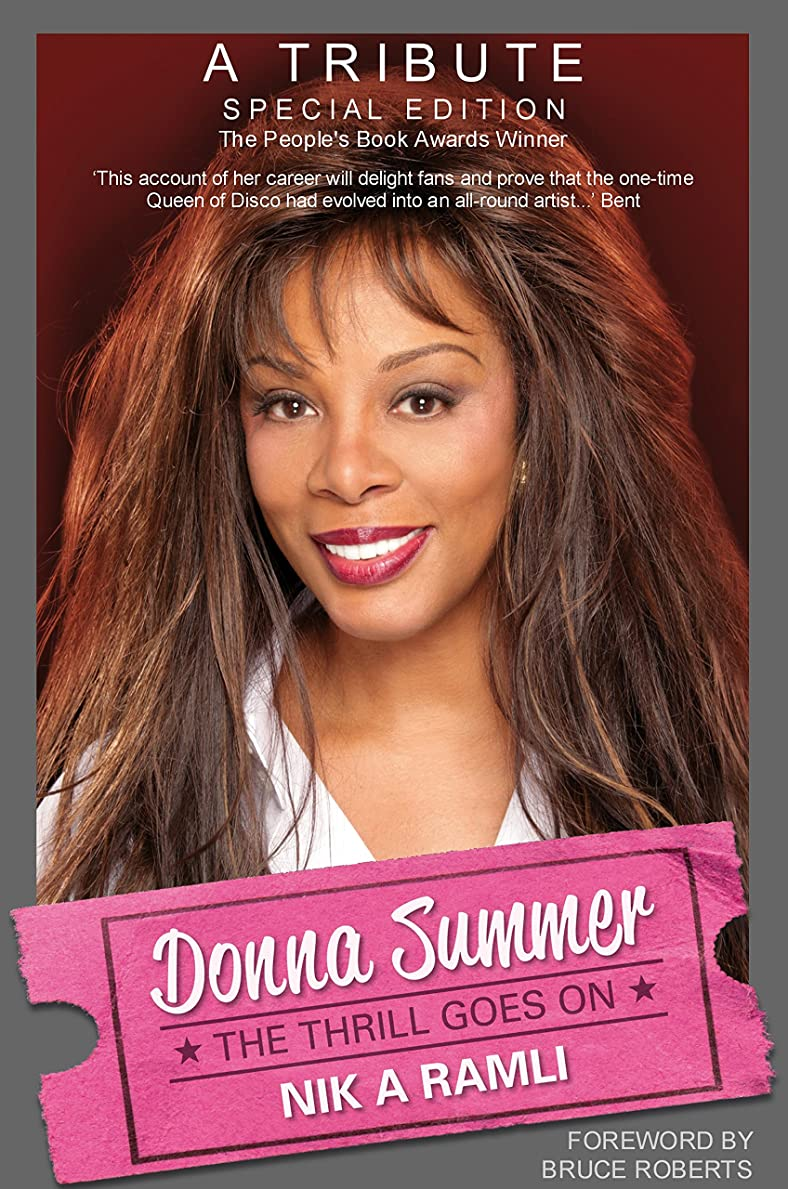 ディスパッチ掻く博物館DONNA SUMMER SPECIAL EDITION THE THRILL GOES ON A TRIBUTE (4th e-Book Edition) (English Edition)