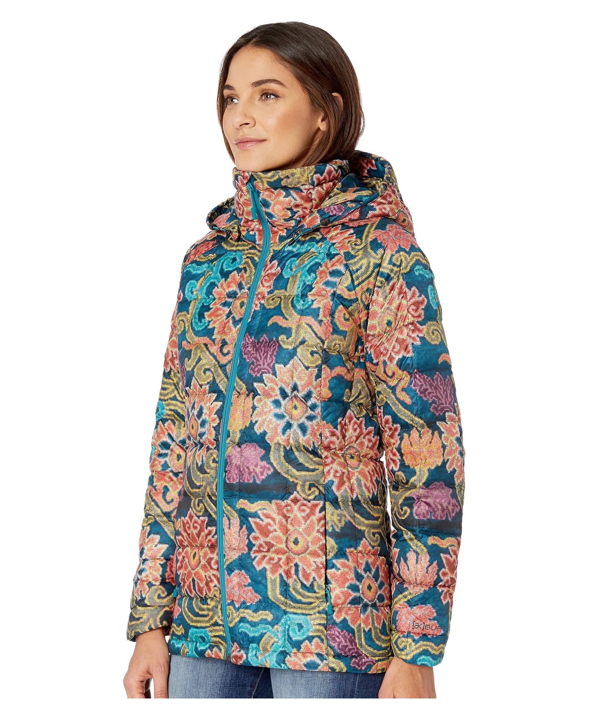 Print Down Jacket Ak Burton Baker Luca 6Xq0x1wg