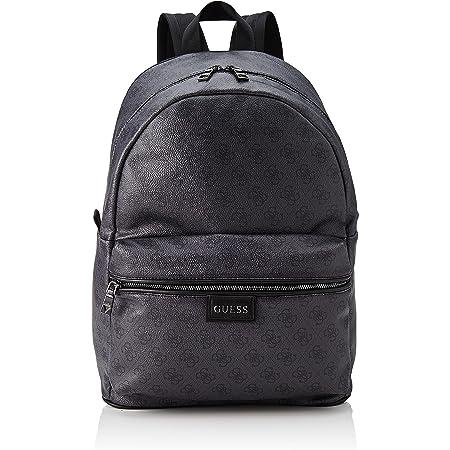 Guess Womens Vezzola Smart Compact Backpack HMEVEZ-P1210-BLA, Bla, Einheitsgröße
