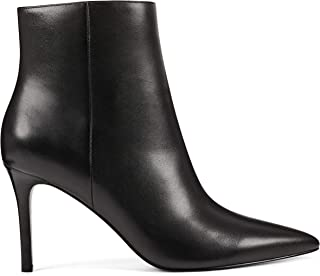 NINE WEST Women's Bootie Fashion Boot, Black, 10.5