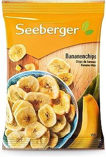 Seeberger Banana Chips - 150 gm