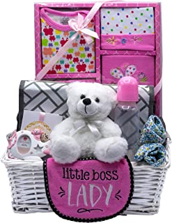Best welcome baby girl gift basket Reviews