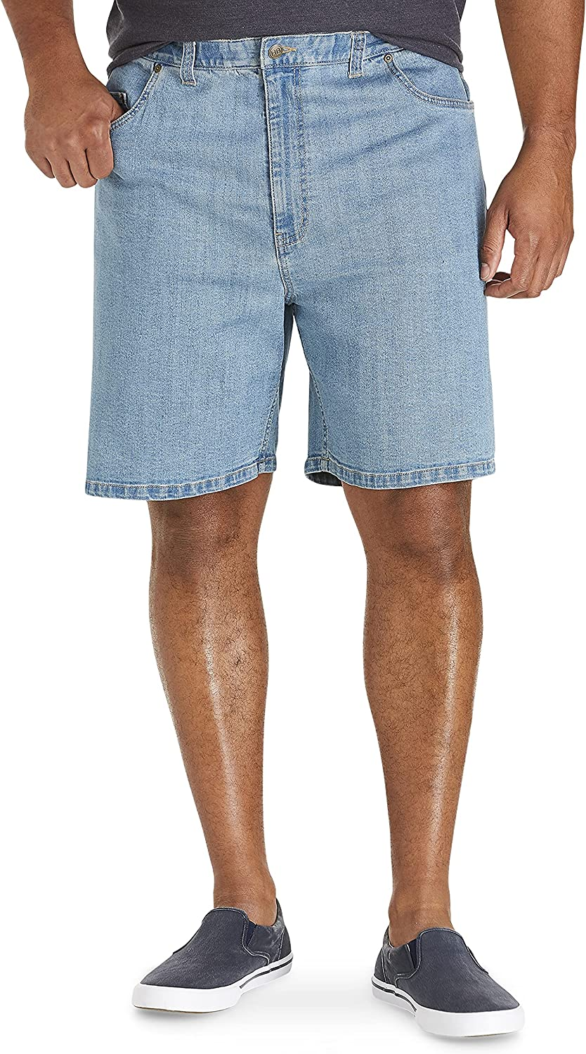 Harbor Bay by DXL Big Save money and Shorts Continuous New arrival Denim Tall Comfort