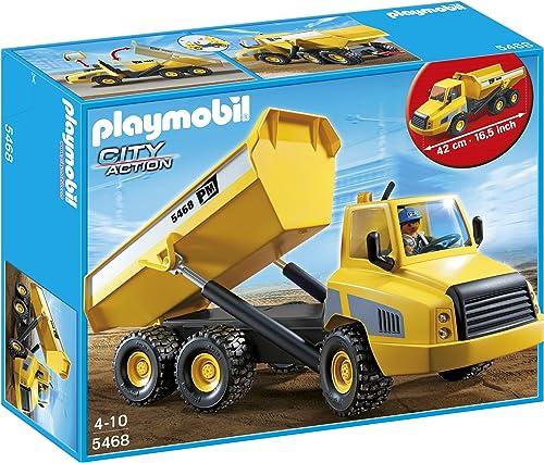 estar en gran demanda Playmobil Construcción - Camión contenedor (5468) (5468) (5468)  venta caliente