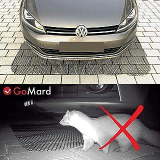 GoMard Auto MARDERSCHUTZ | Mobile Marderschreck Matte in 200 x 150 cm | für ALLE KFZ geeignet GETESTETE Marderabwehr
