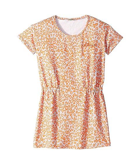 Kenzo Kids All Over Printed Summer Dress (Big Kids)