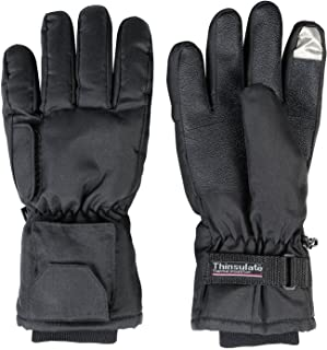 Warmawear Dual Fuel Basic Cold Weather Battery Heated Gloves Mittens - Small (S)