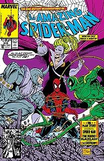 amazing spider man 319