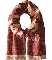 Vivienne Westwood - Wool Scarf 36 x 180