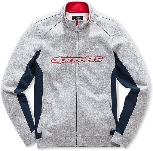 Alpinestars 1018-53004 Sweat-Shirt zippé Homme