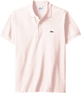 7a5327d40 Lacoste Men's Classic Short Sleeve L.12.12 Pique Polo Shirt