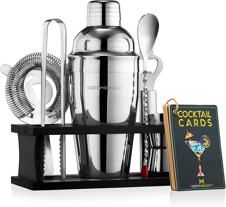 Modern Mixology Cocktail Bar Set
