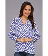 Lilly Pulitzer - Elsa Top Chevron