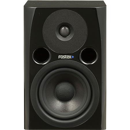 FOSTEX プロフェッショナル・スタジオ・モニター 10cm 2way ブラック PM0.4n(B)