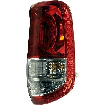 Dorman 1611649 Passenger Side Tail Light Assembly for Select Toyota Models