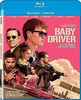 Baby Driver [Blu-ray]