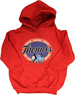 Thomas & Friends Little Boys 4 7 Official Licensed Thomas The Tank Engine Engine Works Hoodie