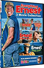 Everything Ernest - Ernest Goes to Camp, Ernest Goes to Jail and Ernest Scared Stupid Episode of Hey Vern, It's Ernest