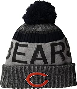 New Era - NFL17 Sport Knit Chicago Bears