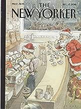 The New Yorker Magazine (December 17 2018) Santa's Little Helper's