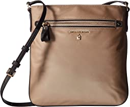 Nylon Kelsey Large Crossbody