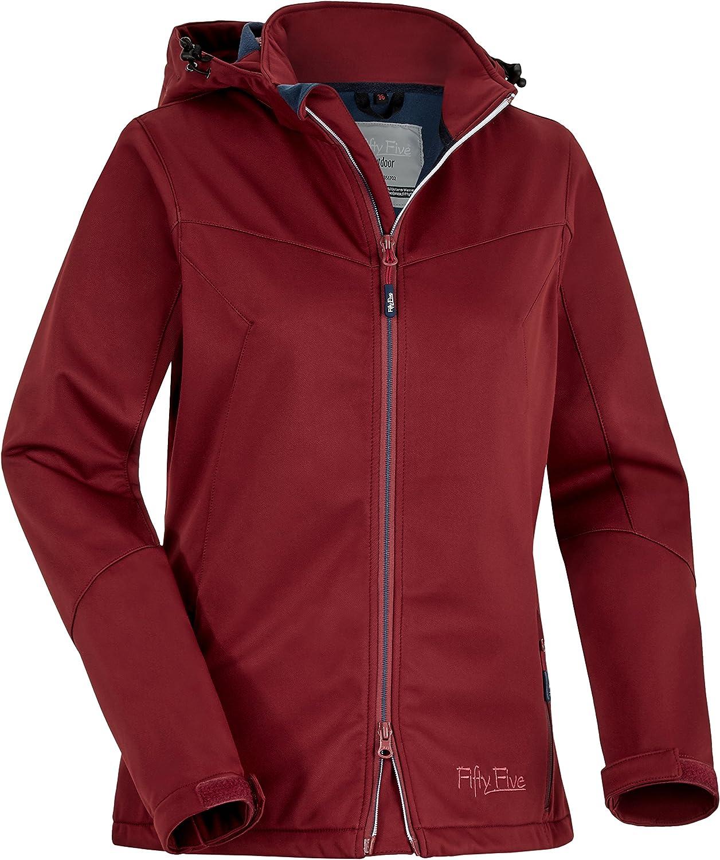 (16, Merlot)  Fifty Five Women's Jacket