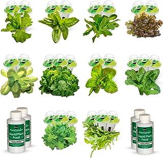 AeroGarden Great Greens Salad Mix Seed Pod Kit