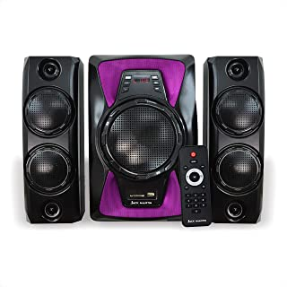 Jack Martin 988 Bluetooth/SD Card/Pendrive 2.1 Home Theatre Speaker System with Built in FM Radio