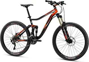 Mongoose Men's Teocali Comp Bike with 27.5