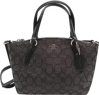Outline Signature Mini Kelsey Crossbody Satchel Bag
