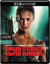 tomb raider 4k blu ray